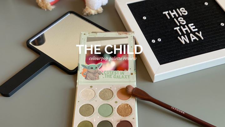 The Child PaletteReview